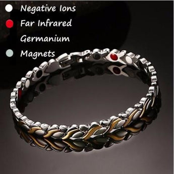 Brand New Design - Magnetic Health Energy Bracelet for Women
