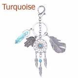 Current Offer - 2 FREE - Hamsa, Dream Catcher and Crystal Keyring and So Much More - Just Pay Shipping