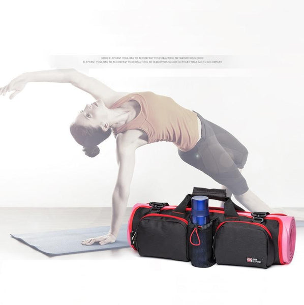 Yoga Mat & Clothing Bag