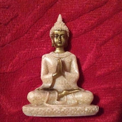 Buddha (Thai) Statue From Natural Sandstone