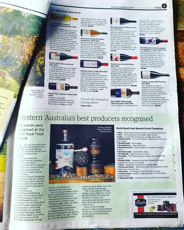 The West Australian Newspaper