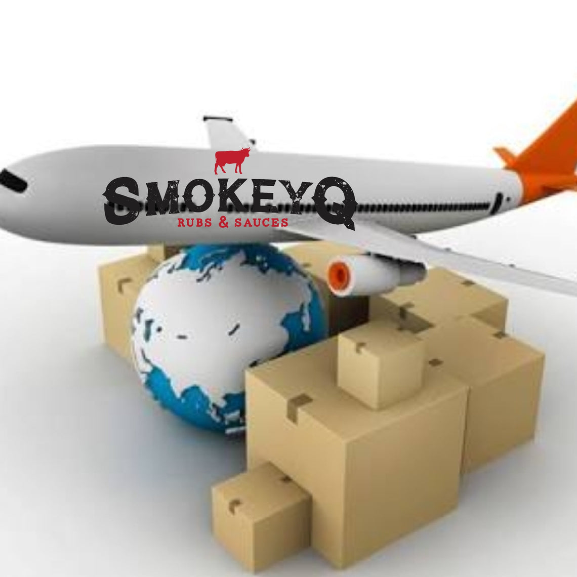 SmokeyQ Air Freight