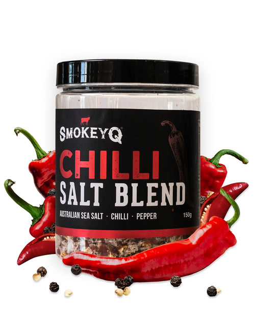 Chilli Sea Salt Blend - 150g