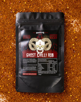 Ghost Chilli Rub