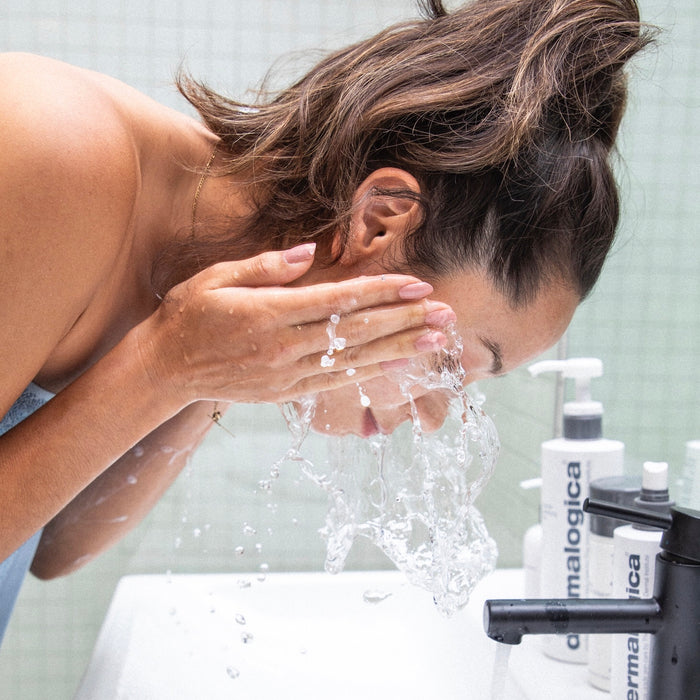 How to choose the right face wash for your skin type