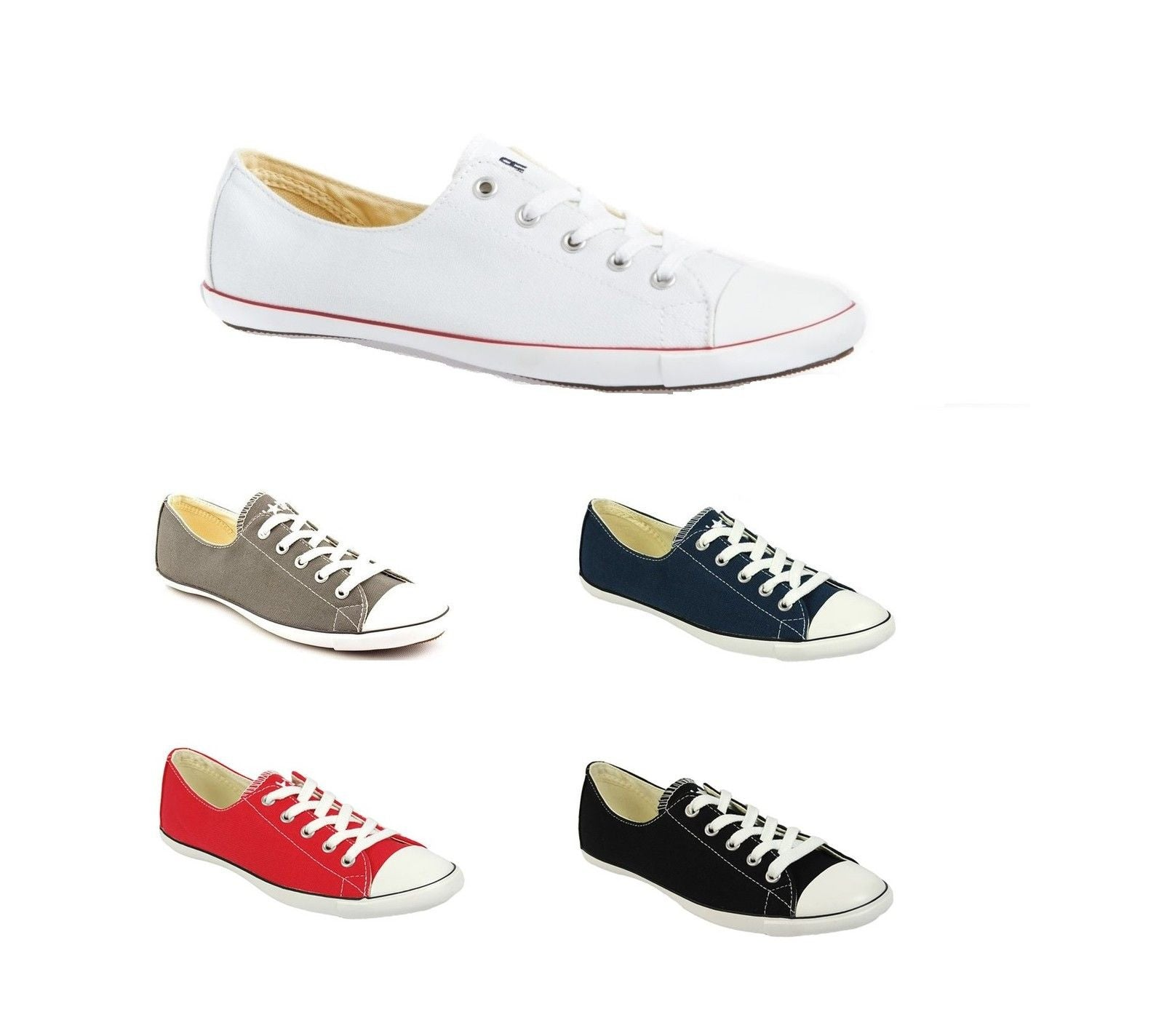 bdf863b39b64e2 Converse Chuck Taylor Trainer Light OX All Star NEW AUTHENTIC All colors  sizes   ...