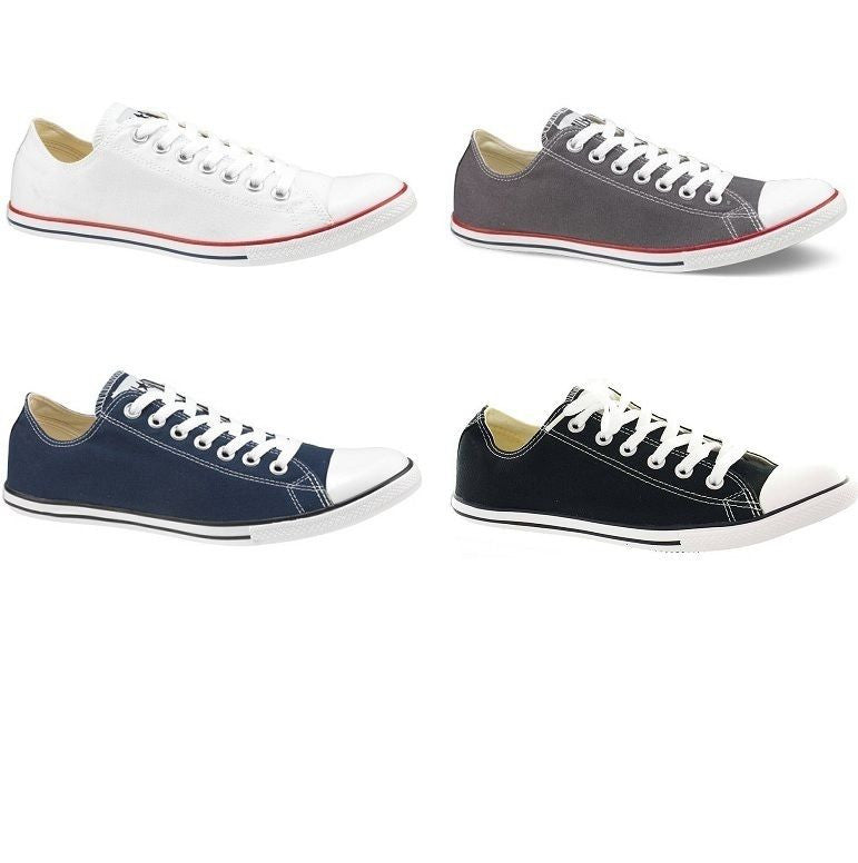 Converse Slim Chuck Taylor All Star Trainer Senaker AUTHENTIC   NEW All  colors   09c1c76d1