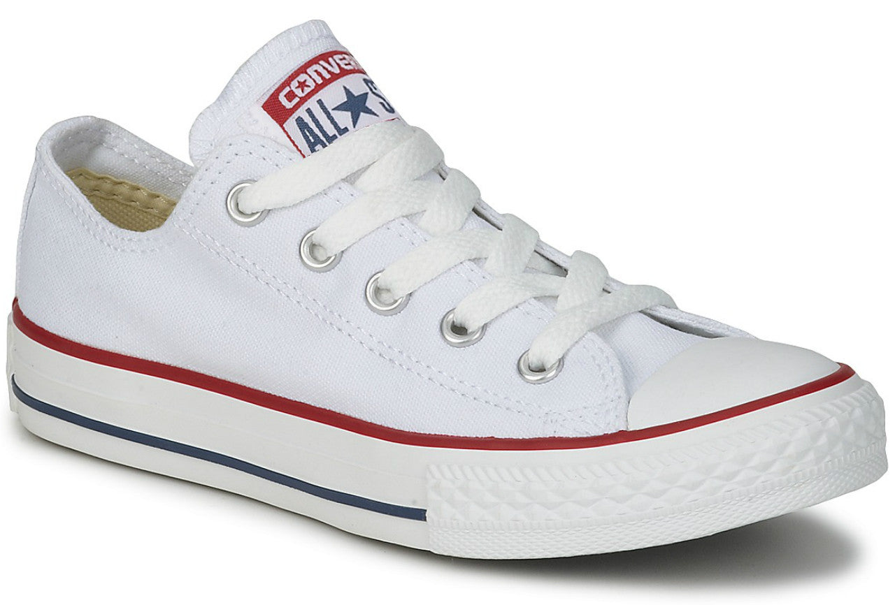036bd60a3580 Converse Classic Chuck Taylor White Low Tops Trainer Sneaker All Star OX  NEW sizes Shoes ...