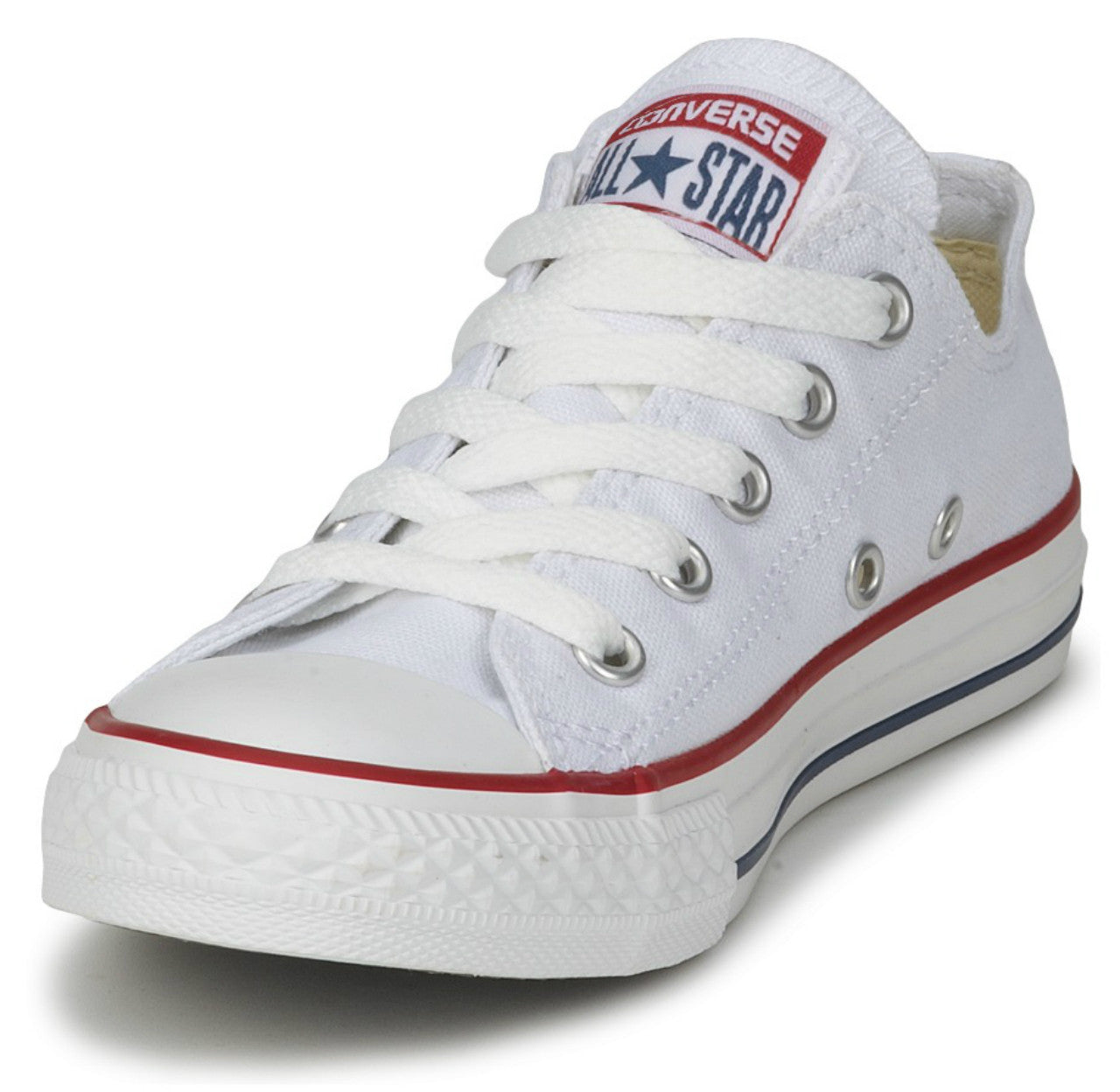 ... Converse Classic Chuck Taylor White Low Tops Trainer Sneaker All Star  OX NEW sizes Shoes ... 378d9d51a