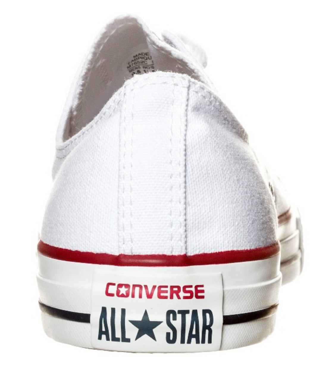 5b5527f41298 ... Converse Classic Chuck Taylor White Low Tops Trainer Sneaker All Star  OX NEW sizes Shoes