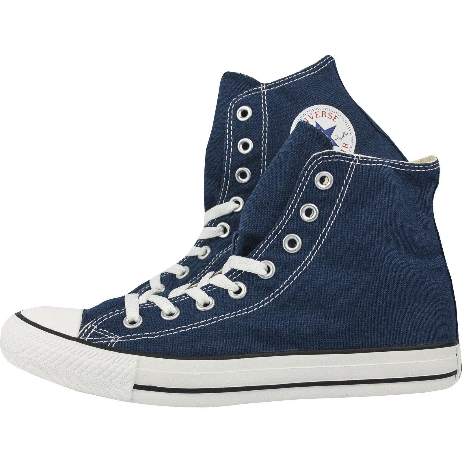 abd951549fa6a Converse Classic Chuck Taylor All Star Navy Blue HI High M9622C Trainer  Sneaker NEW ...