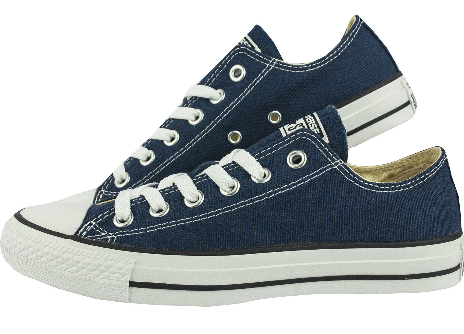95e05d1e788a ... Converse Classic Chuck Taylor All Star Navy Blue Low Tops M9697C  Sneaker Men Women ...