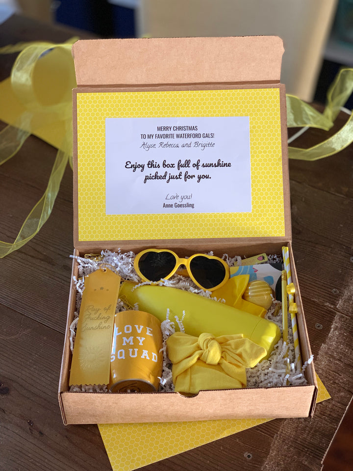 Sunshine Gift Box by Salazar Lane