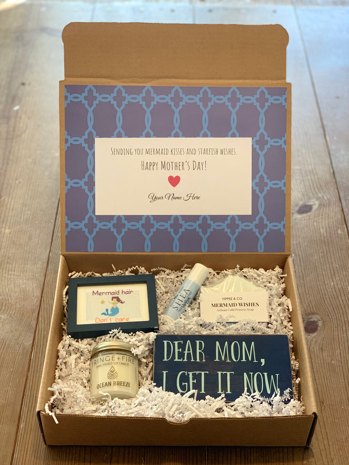 Mother's Day gift box by Salazar Lane