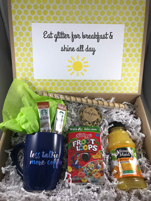 Breakfast Gift Box by Salazar Lane