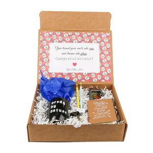 New Job-Graduation gift box by Salazar Lane