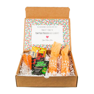 Congratulations gift box by Salazar Lane