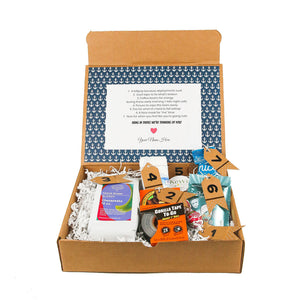 Deployment gift box by Salazar Lane