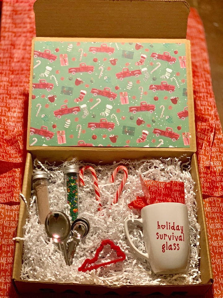 Hot Cocoa/Holiday Gift Box