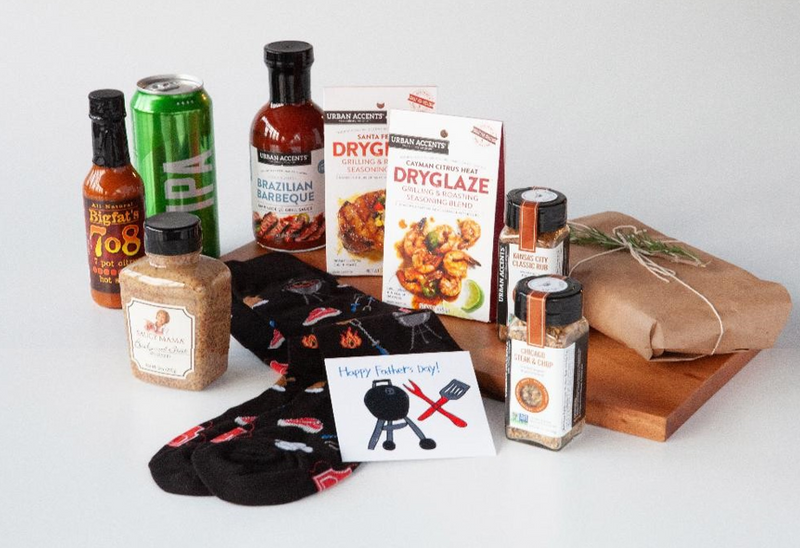 Grill & Brew Gift Set