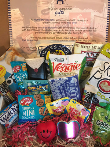 College Care Package - Gluten Free