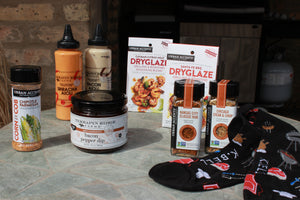 Gourmet Grillin' & Chillin' Gift Set