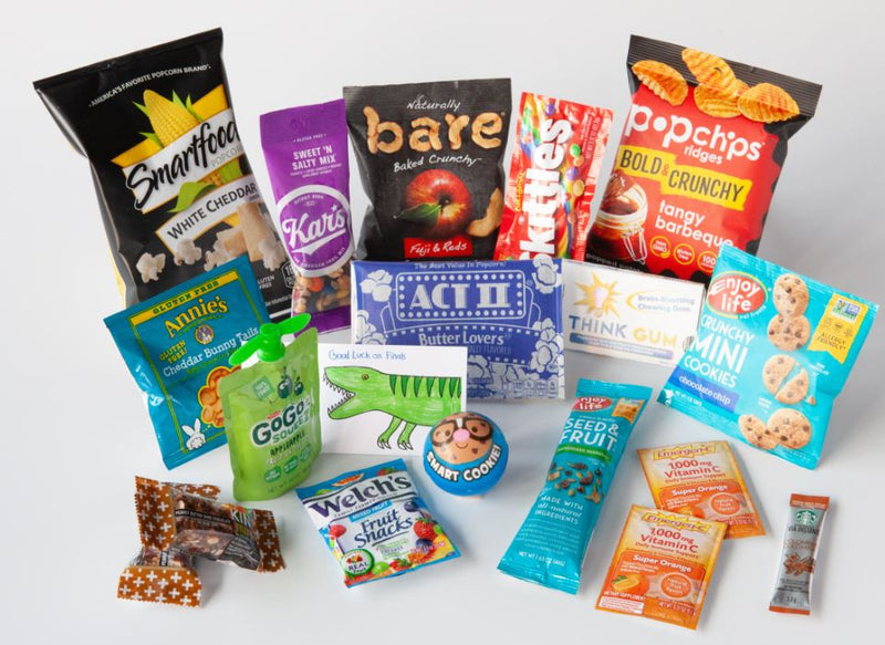 Gluten Free - Smart Cookie College Care Package
