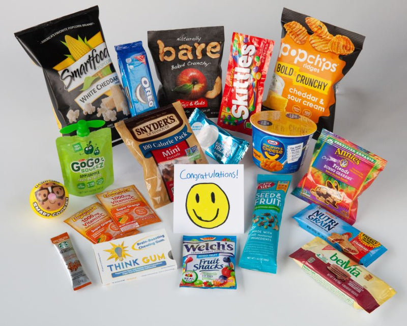 Nut Free- Smart Cookie College Care Package