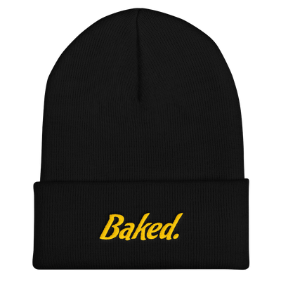 Baked Beanie - Purple Cow Apparel
