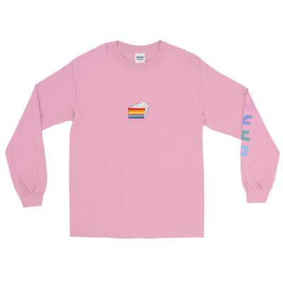 Caked Long sleeve - Purple Cow Apparel