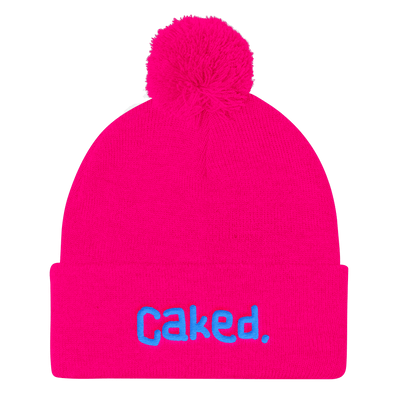 Caked [toque] - Purple Cow Apparel