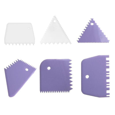 Kitchen Cake Spatulas Cutter Cake Pastry Spatulas - Purple Cow Apparel