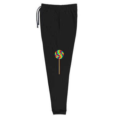 Lollipop Make life sweeter Butter Joggers - Purple Cow Apparel
