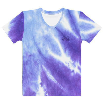 Sublimated Doughnut Tee - Purple Cow Apparel