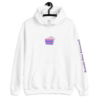 'VIOLET'S COLLECTION' Hoodie - Purple Cow Apparel