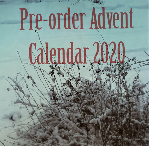 Pre-Order Yarn Advent Calendar - 24 minis +100 g skein plus gifts