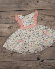 Fleur Romper with Removable Skirt