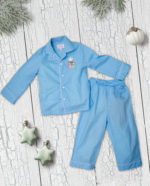 Boy's Christmas PJs
