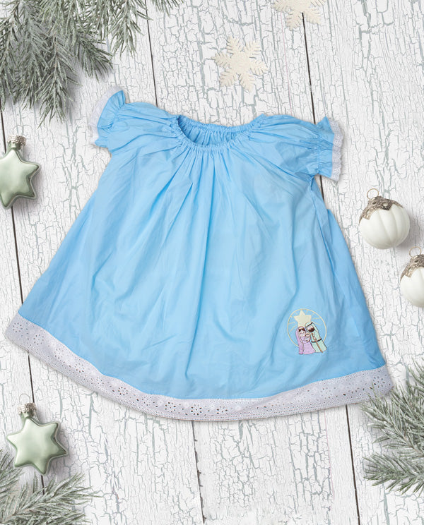 Girl's Christmas Nightgown