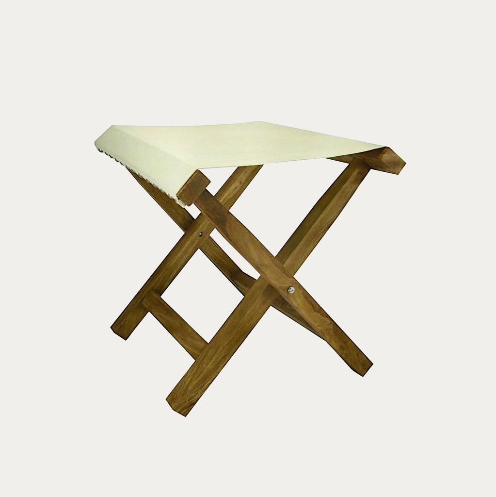 Hudson Camp Stool Pair
