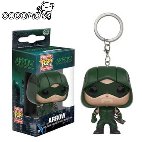 Arrow Keychain