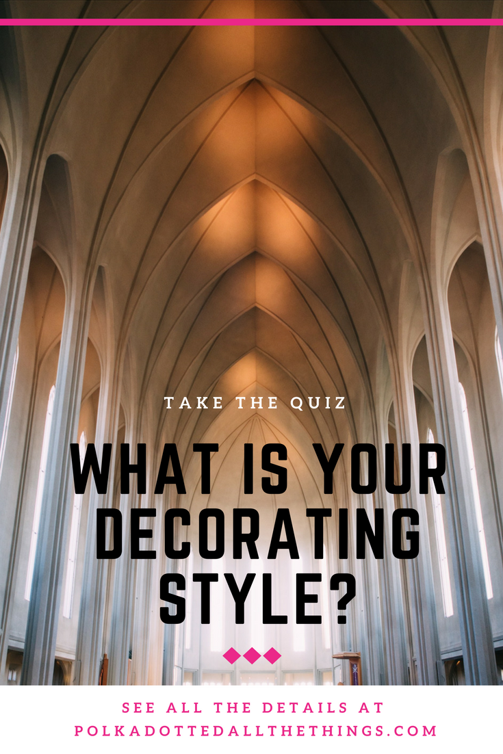 QUIZ: What's your Decorating Style?