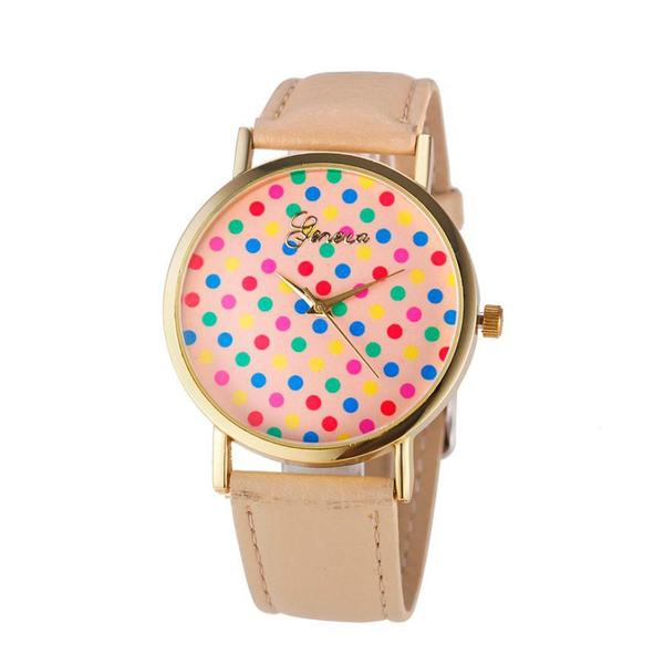Polka Dot Watch Giveaway!