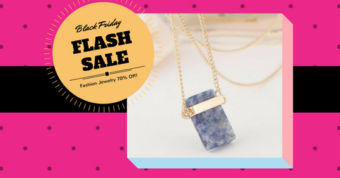 Click to find out more about Black Friday Flash Sale Fashion Jewelry 50% off