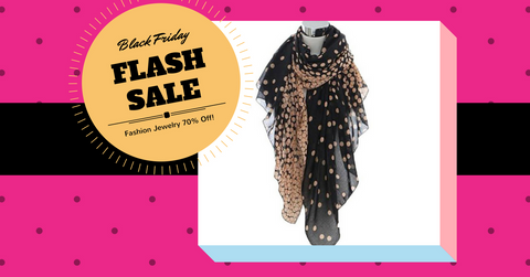 Click to find out more about Black Friday Flash Sale Accessories 50% off