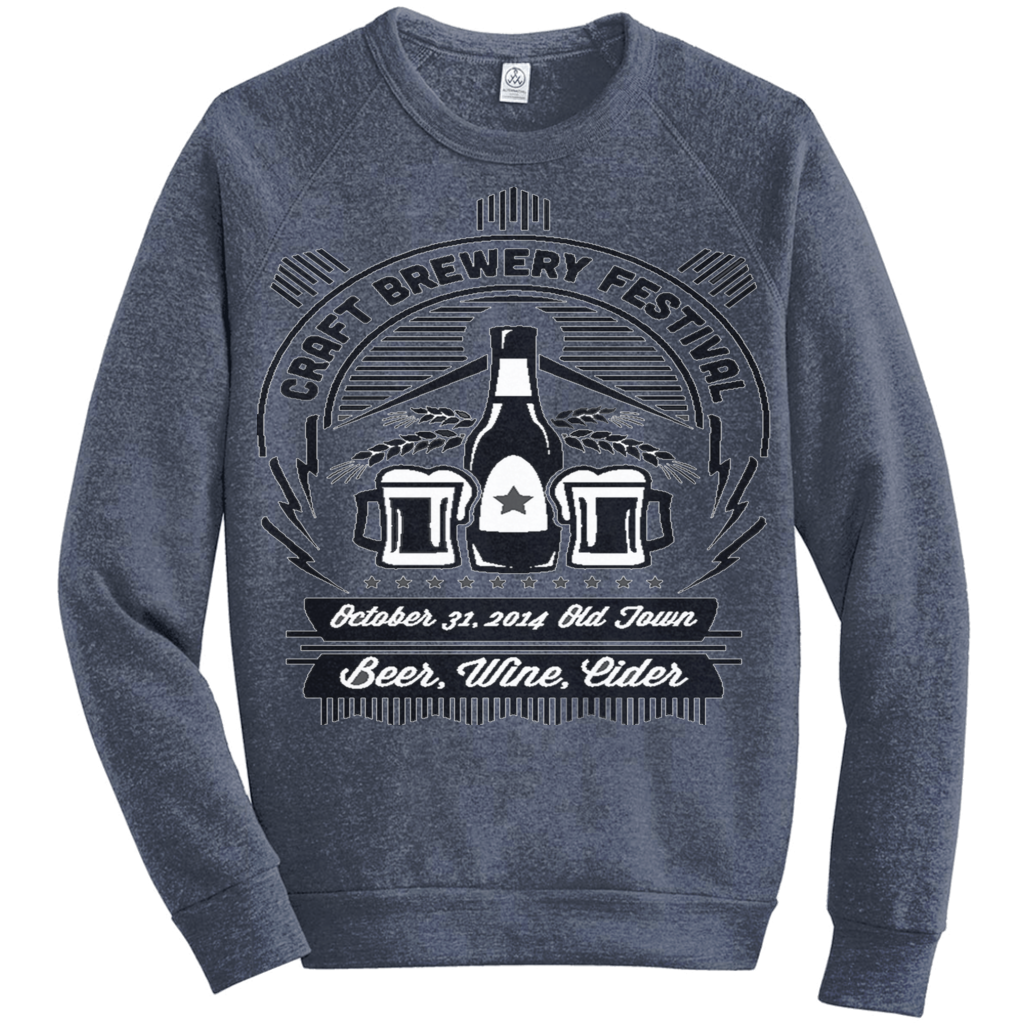 Sweatshirts Angel - Eco True Navy / Small (S) (1) - Pull