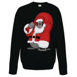 Sweatshirts Gorilla  Père Noël Angel - Angel Effect Shop