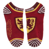 Harry Potter Crests Juniors Ankle Socks 4 Pack