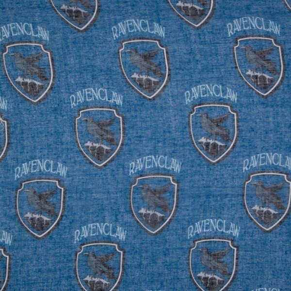 Harry Potter Ravenclaw Viscose Scarf  - Polka Dotted All The Things Boutique