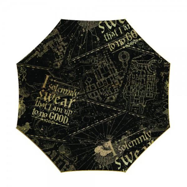 Harry Potter I Solemnly Swear Umbrella  - Polka Dotted All The Things Boutique